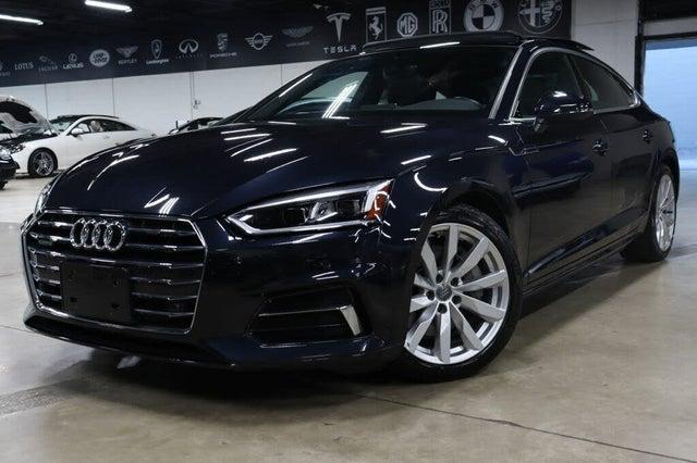 2018 Audi A5 Sportback 2.0T quattro Premium Plus AWD