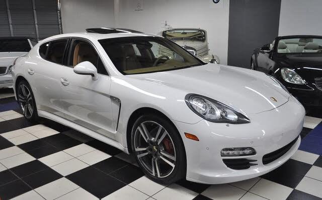 2012 Porsche Panamera S RWD