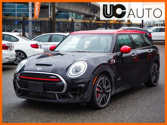 2019 MINI Cooper Clubman John Cooper Works ALL4 AWD