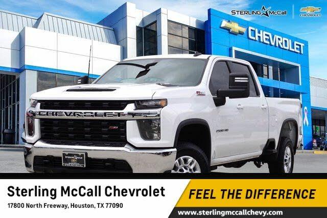 2020 Chevrolet Silverado 2500HD LT Crew Cab 4WD