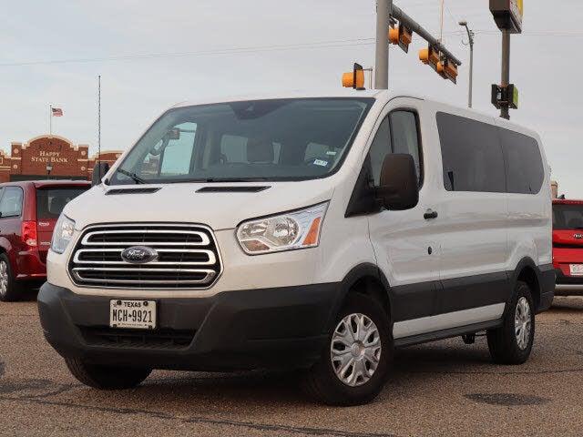 2019 Ford Transit Passenger 150 XLT Low Roof RWD with Sliding Passenger-Side Door