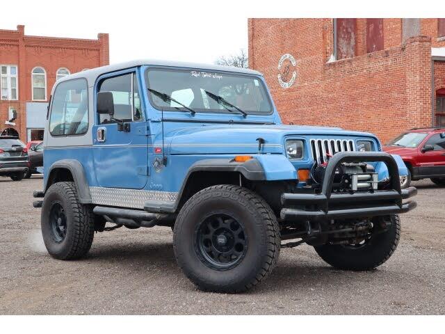 1989 Jeep Wrangler 4WD