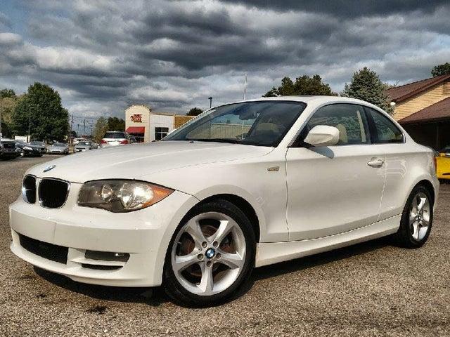 2011 BMW 1 Series 128i Coupe RWD