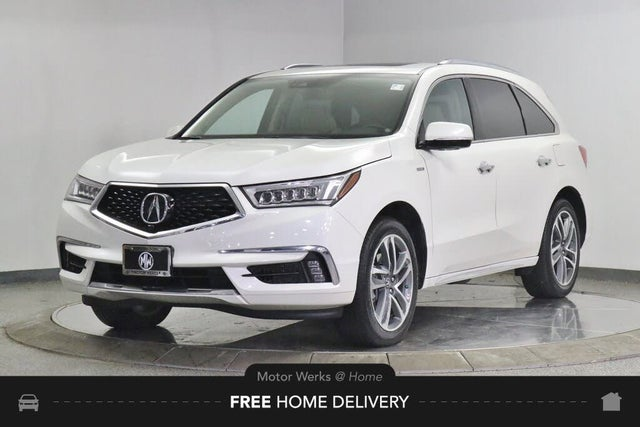 2019 Acura MDX Sport Hybrid SH-AWD with Advance Package