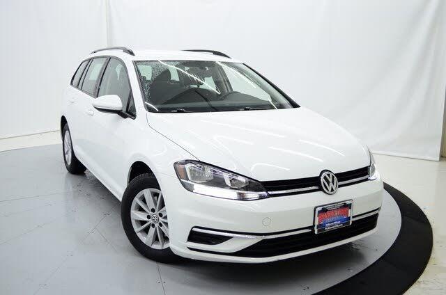 2019 Volkswagen Golf SportWagen 1.4T S FWD