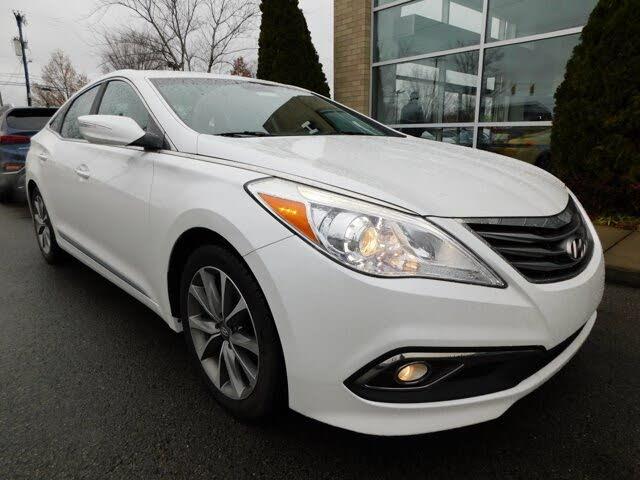 2017 Hyundai Azera FWD