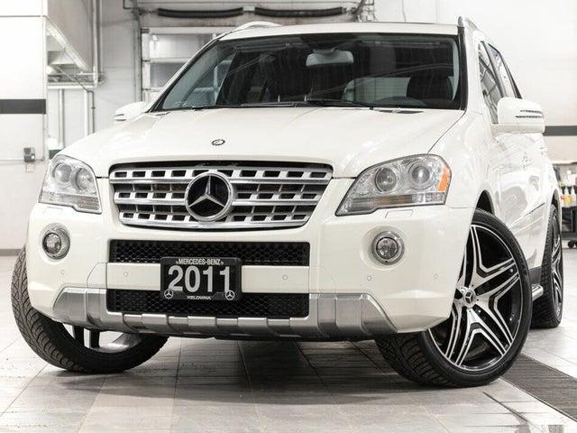 2011 Mercedes-Benz M-Class ML 550 4MATIC
