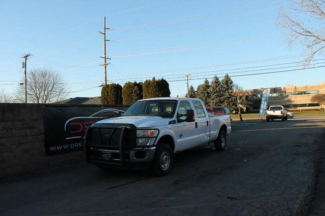 2012 Ford F-250 Super Duty XL Crew Cab LB 4WD