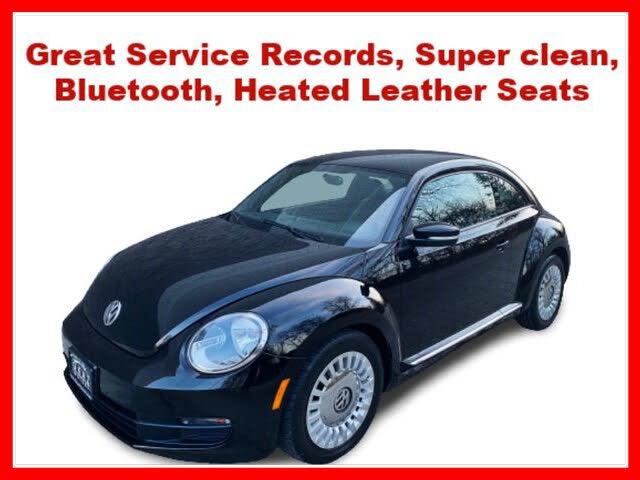 2014 Volkswagen Beetle 1.8T with Sunroof
