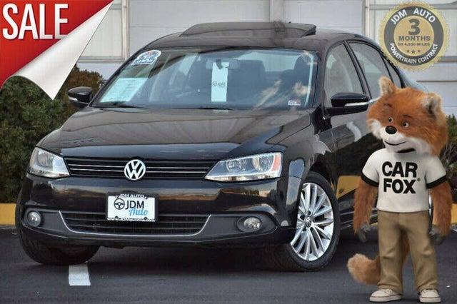 2013 Volkswagen Jetta SEL with Nav