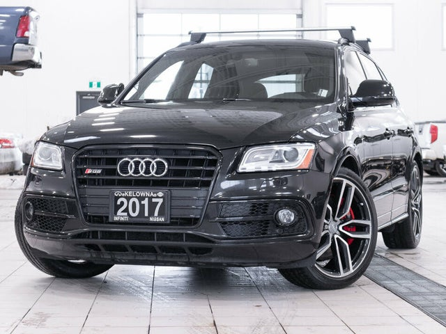 2017 Audi SQ5 3.0T quattro Dynamic Edition AWD