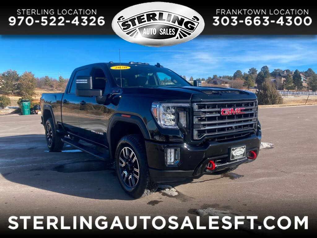 Used 2021 Gmc Sierra 2500hd For Sale Right Now Cargurus