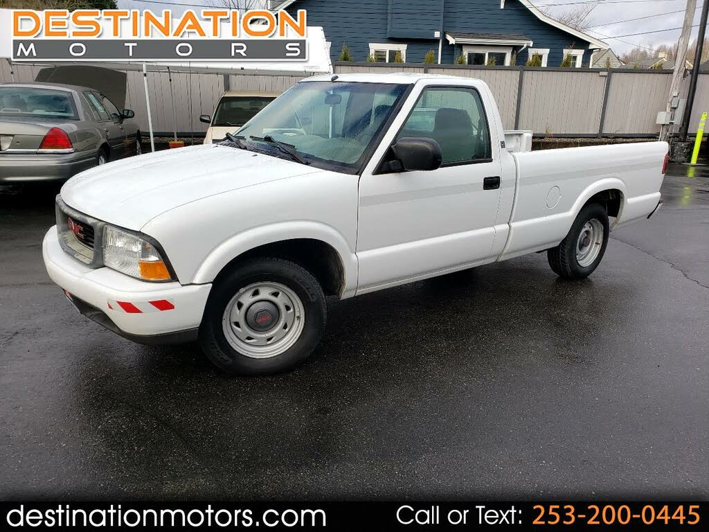 Used 2000 Gmc Sonoma For Sale Right Now Cargurus