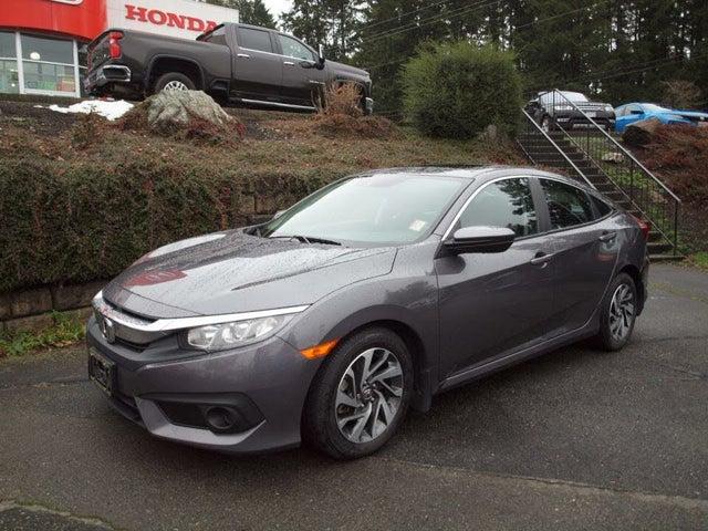 2016 Honda Civic EX with Honda Sensing
