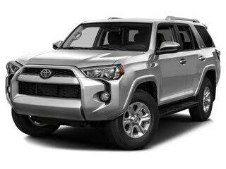 2016 Toyota 4Runner SR5 Premium 4WD