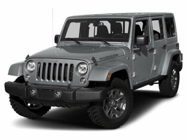 2018 Jeep Wrangler Unlimited JK Rubicon 4WD