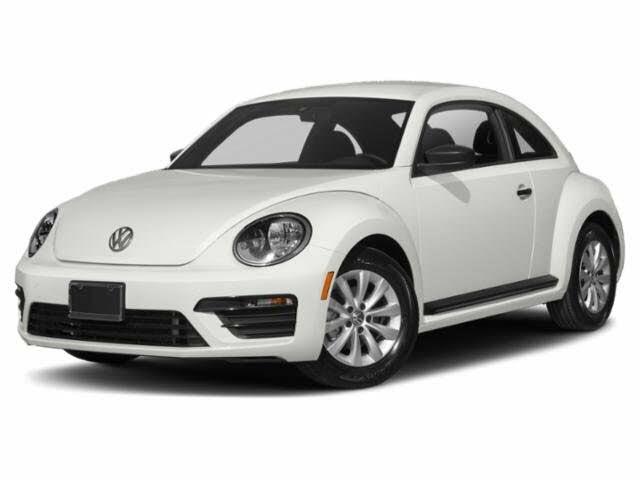 2019 Volkswagen Beetle 2.0T Final Edition SE Hatchback FWD