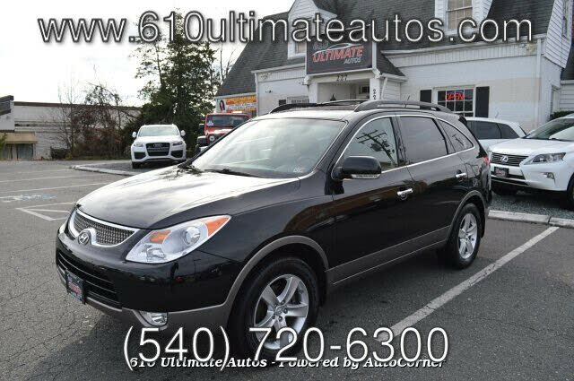 2010 Hyundai Veracruz Limited AWD