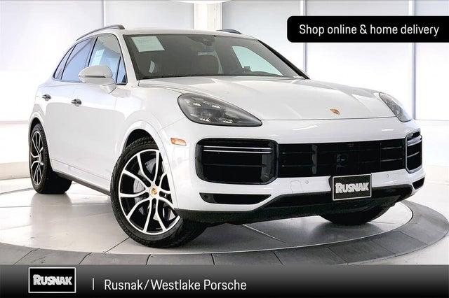 2019 Porsche Cayenne Turbo AWD