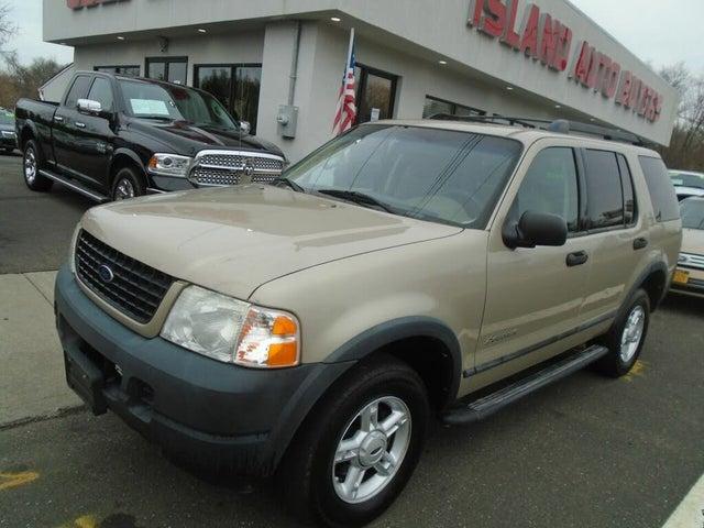 2005 Ford Explorer XLS V6 4WD