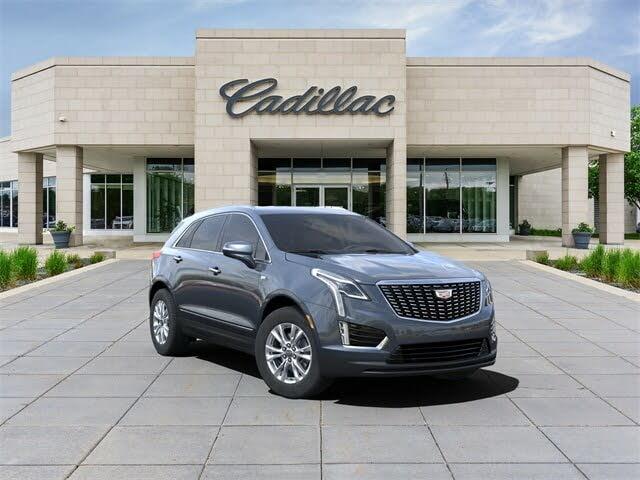 2021 Cadillac XT5 Luxury AWD