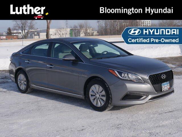 2017 Hyundai Sonata Hybrid SE FWD