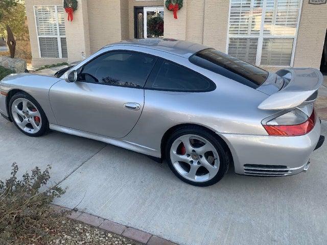 2002 Porsche 911 Carrera 4S AWD