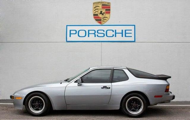 1984 Porsche 944 STD Hatchback