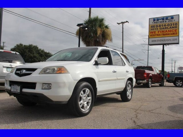 2006 Acura MDX AWD with Touring Package