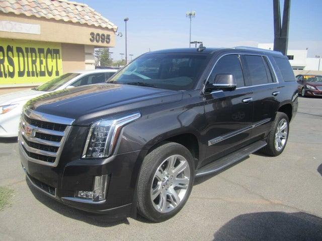 2016 Cadillac Escalade Luxury RWD