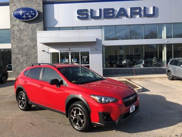 2020 Subaru Crosstrek Base AWD
