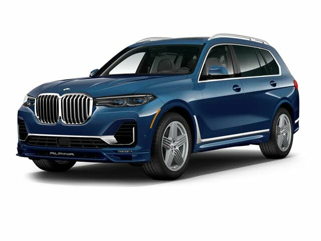 2021 BMW X7 Alpina XB7 AWD