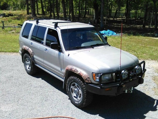 1998 Isuzu Trooper 4 Dr S 4WD SUV