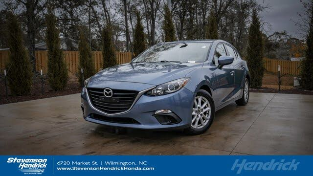 2014 Mazda MAZDA3 i Grand Touring Hatchback