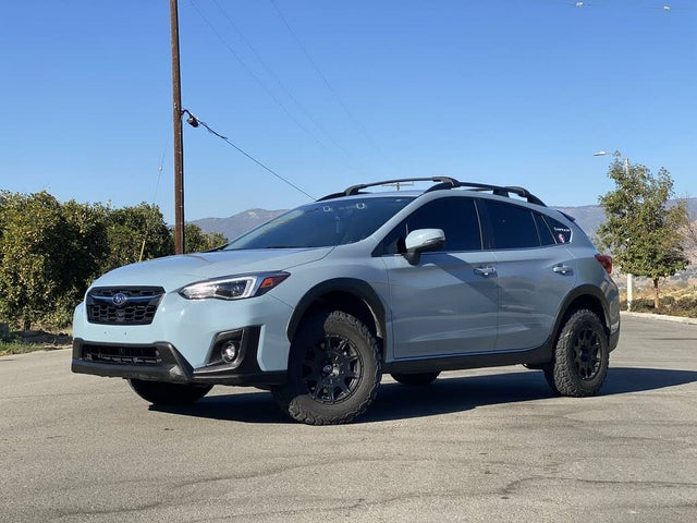 2020 Subaru Crosstrek 2.0i Limited AWD
