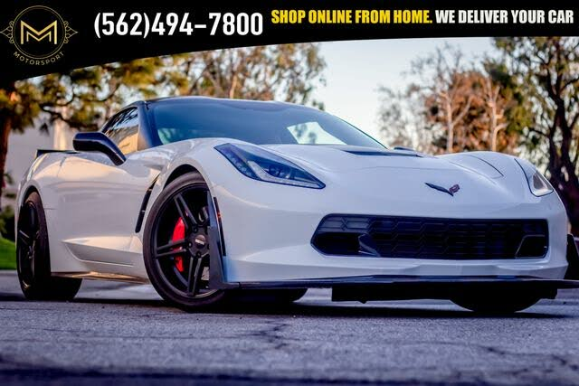 2014 Chevrolet Corvette Stingray Z51 1LT Coupe RWD