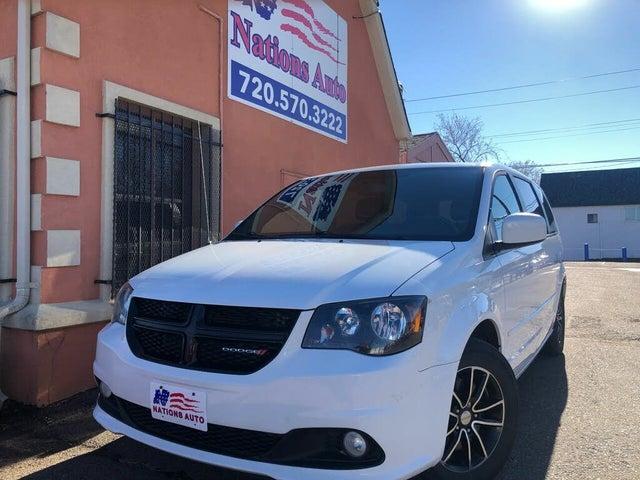 2017 Dodge Grand Caravan GT FWD