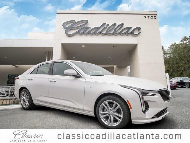 2021 Cadillac CT4 Luxury RWD