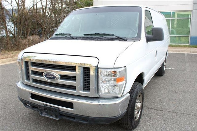 2013 Ford E-Series E-150 Cargo Van