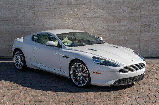 2012 Aston Martin Virage Coupe RWD