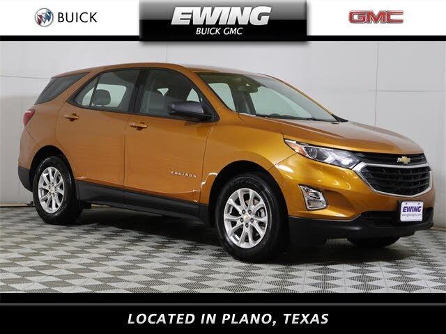 2018 Chevrolet Equinox 1.5T LS FWD