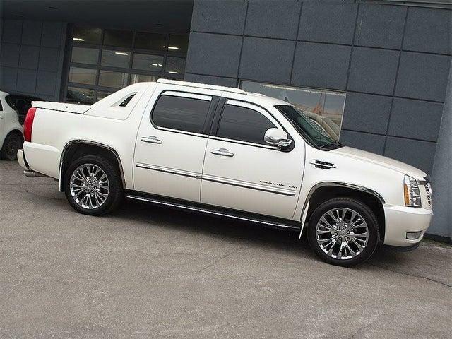 2011 Cadillac Escalade EXT 4WD