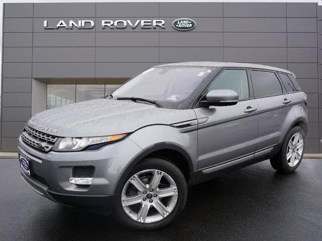 2013 Land Rover Range Rover Evoque Pure Plus Hatchback