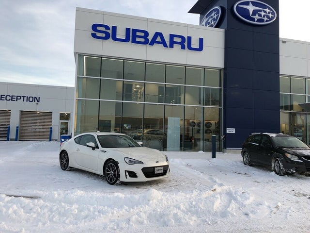 2019 Subaru BRZ Premium RWD