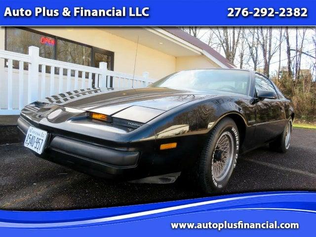 1987 Pontiac Firebird STD