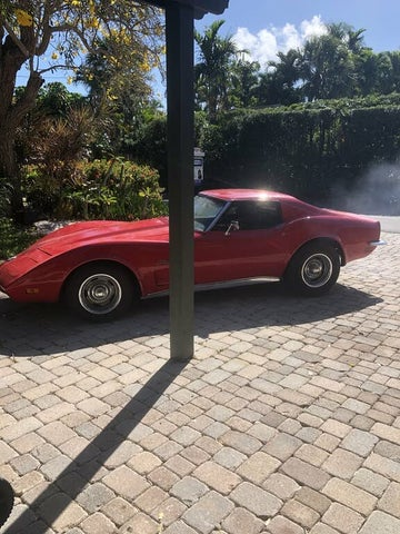 1973 Chevrolet Corvette Coupe