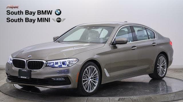 2017 BMW 5 Series 530i Sedan RWD