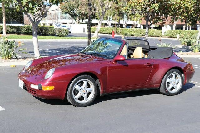 1997 Porsche 911 Carrera Convertible