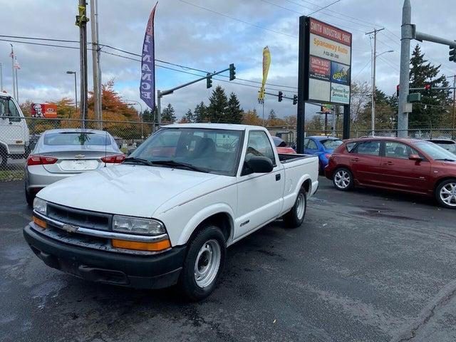 2000 Chevrolet S-10 RWD