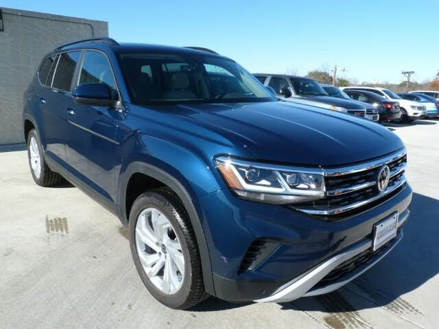 2021 Volkswagen Atlas 2.0T SE FWD with Technology
